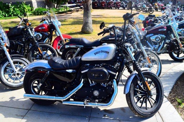 2015 Harley-Davidson Sportster Iron 883 XL883N