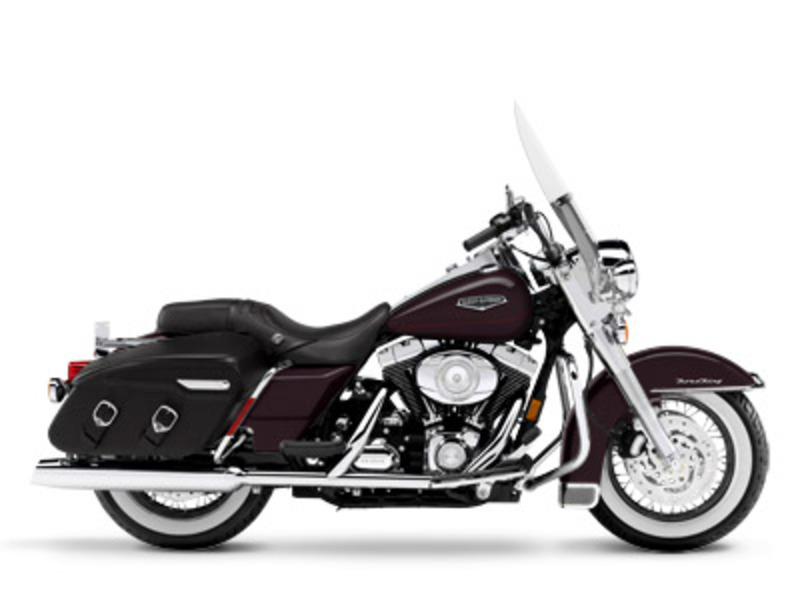 2007 Harley-Davidson FLHRC - Road King Classic