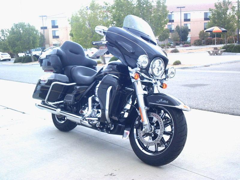 2016 Harley-Davidson FLHTK - Ultra Limited