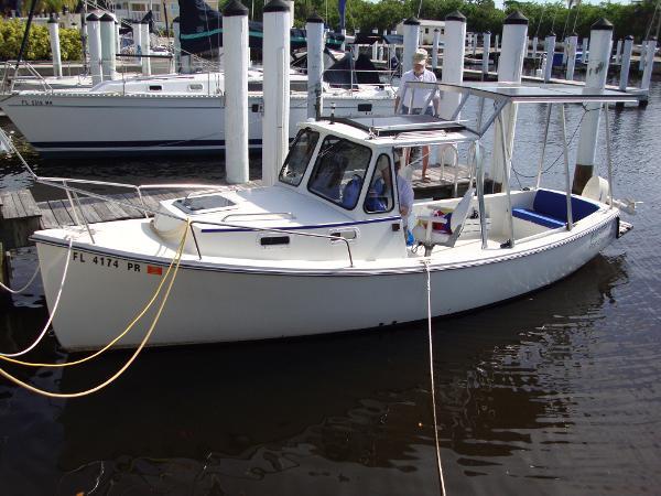 2014 ATLAS BOAT WORKS Electric Cruiser