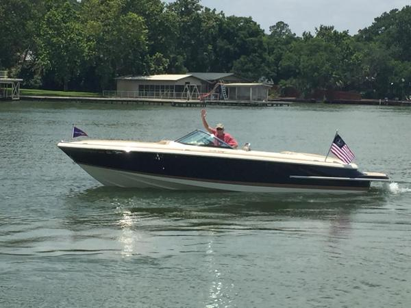 2015 Chris Craft 22 LAUNCH