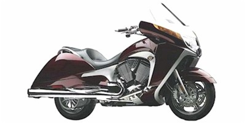 2008 Victory Motorcycles Vision Street
