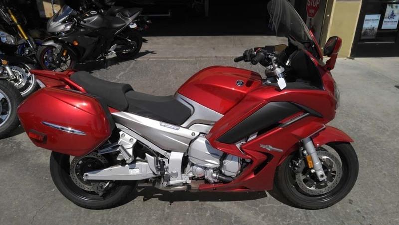 2014 Yamaha FJR1300 A