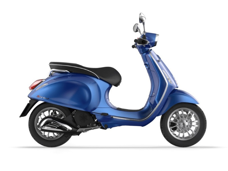 2017 Vespa Sprint 150 3V ABS