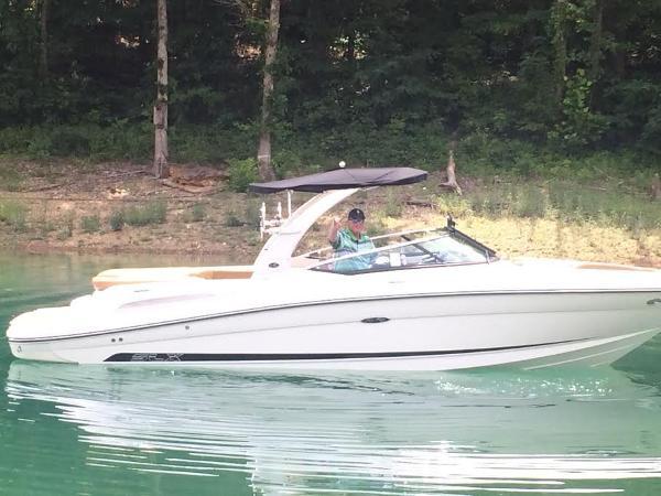 2014 Sea Ray 250 SLX