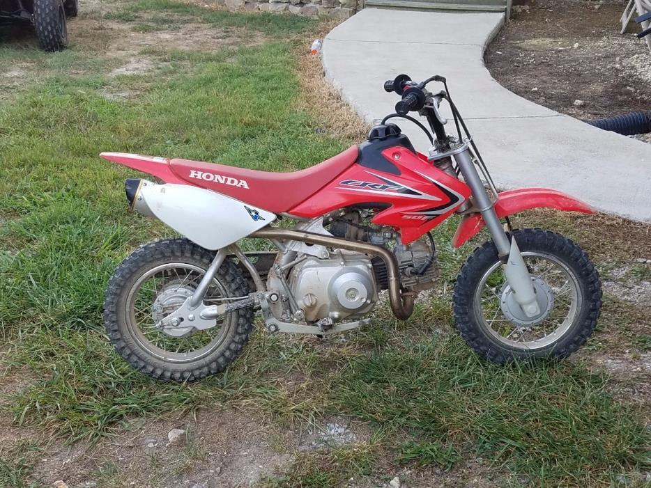 2012 Honda CRF 50