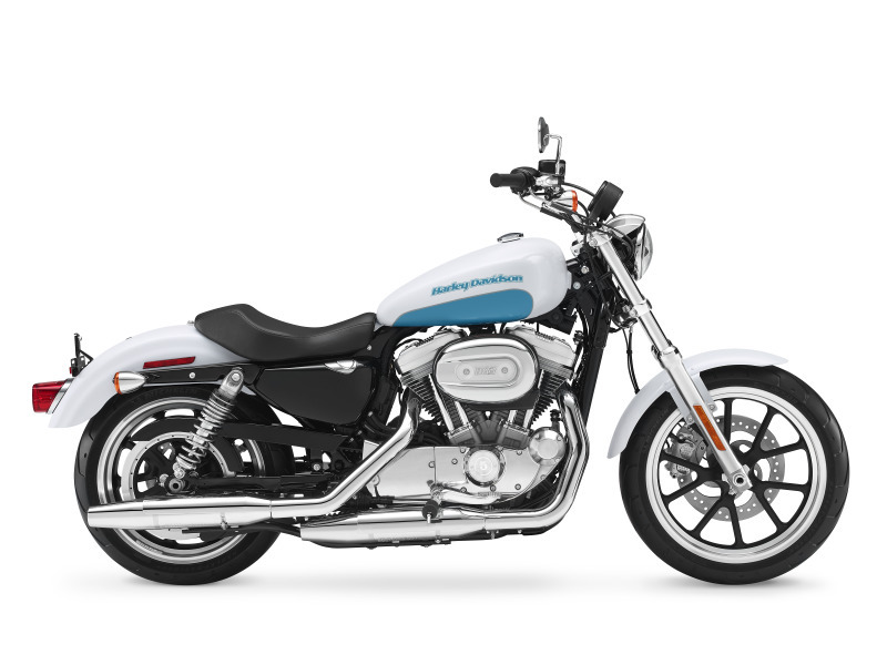 2017 Harley-Davidson XL883L - SuperLow