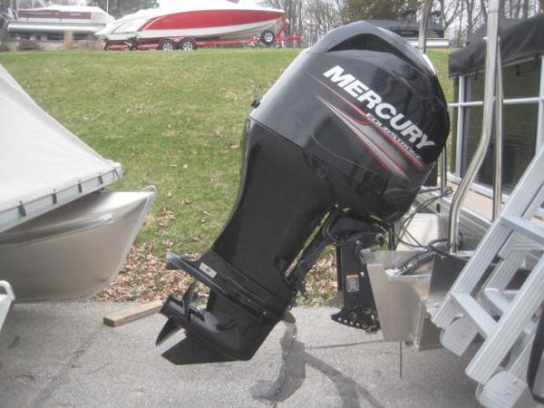 2013 Mercury 75hp