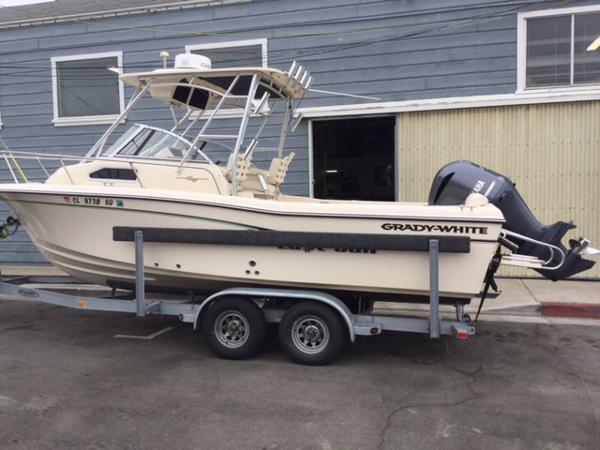 2011 Grady White 226 Seafarer