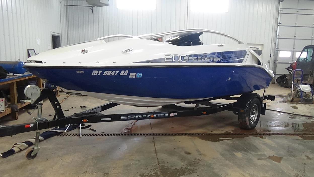 2007 Sea-Doo Sport Boats Speedster 200