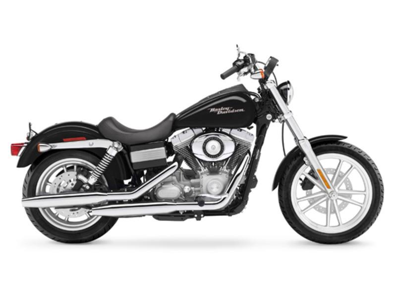 2007 Harley-Davidson FXD - Dyna Super Glide