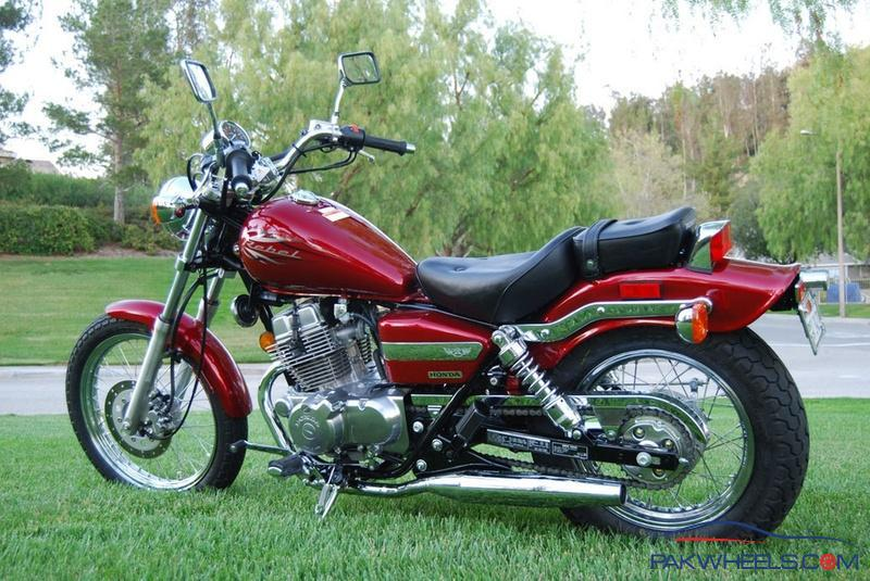 2010 Honda REBEL (CMX250C)