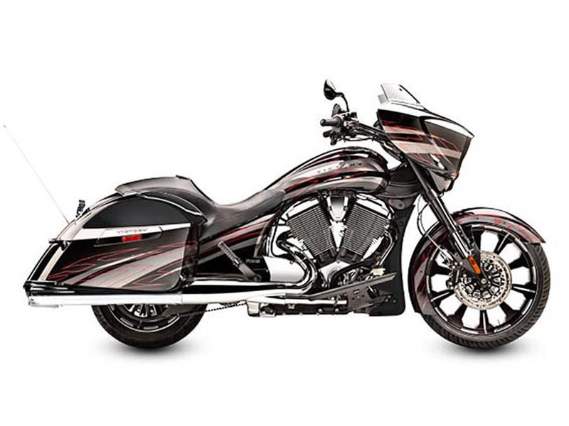 2015 Victory Motorcycles Magnum X-1