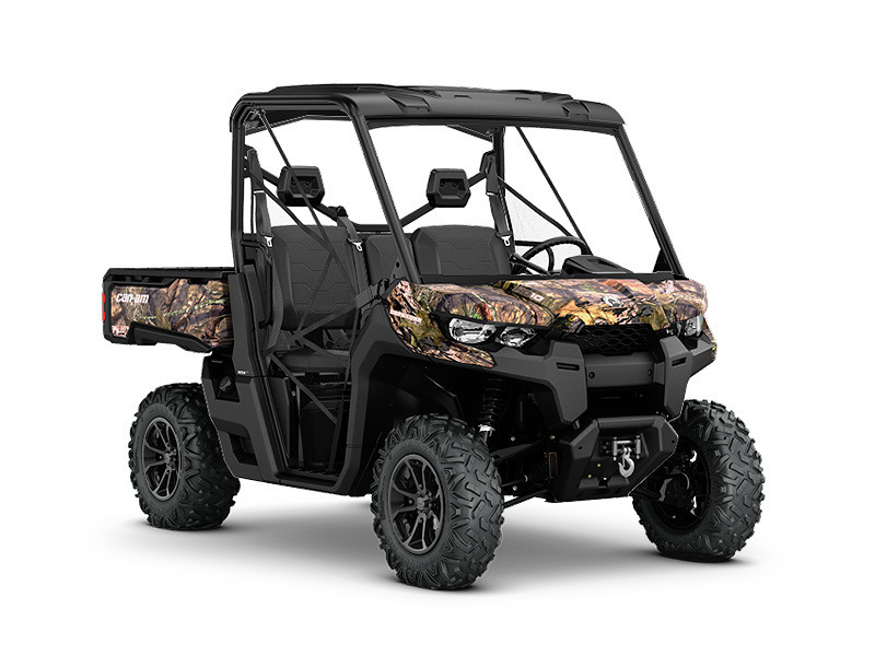 2016 Can-Am Defender XT HD10 Mossy Oak Break-up Country Camo