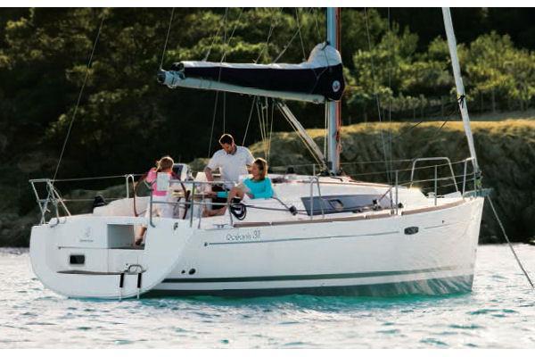 2017 Beneteau Oceanis 31