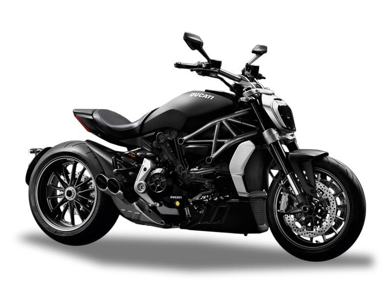 2017 Ducati XDiavel Dark Stealth