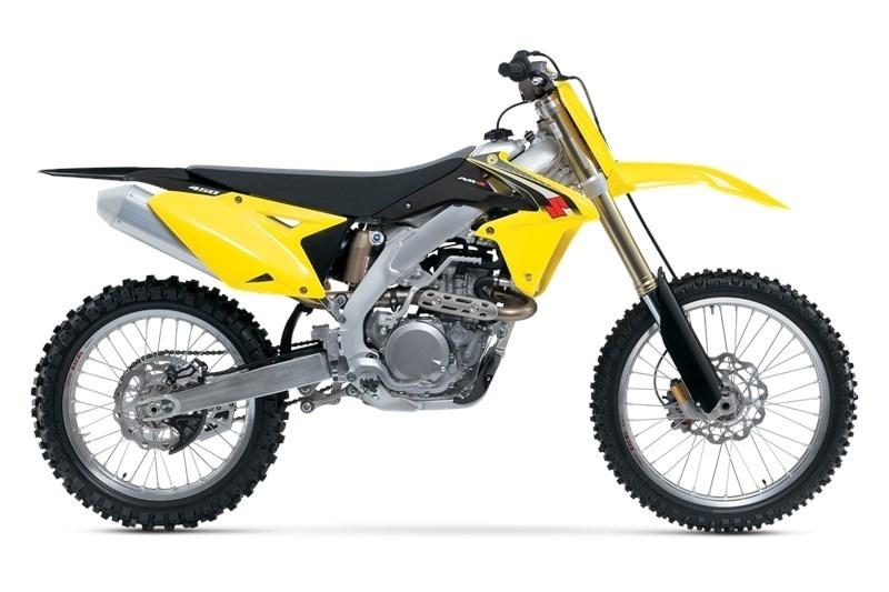 2016 Suzuki RM-Z450