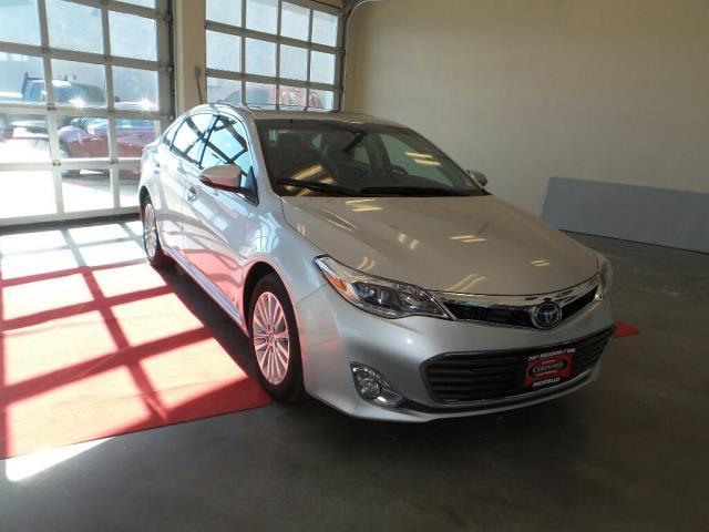 2013 Toyota Avalon Hybrid XLE Premium