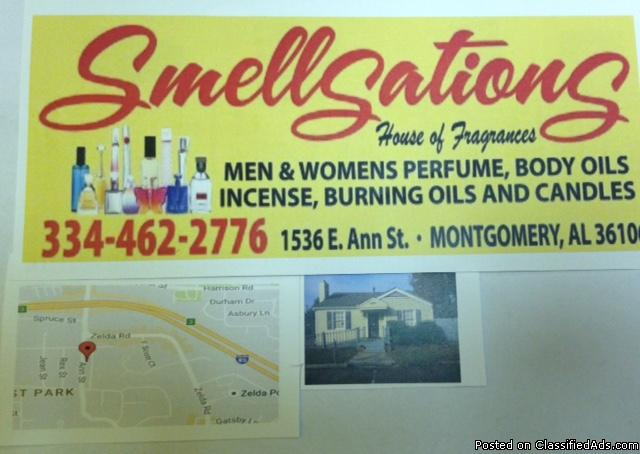 SMELLSATIONS!