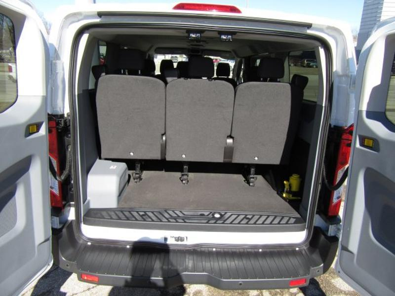 2016 Ford Transit Wagon 150 XL