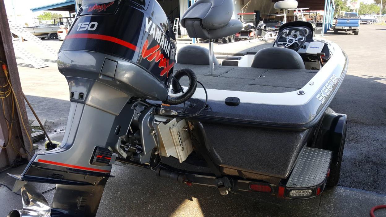 2008 Skeeter ZX 190
