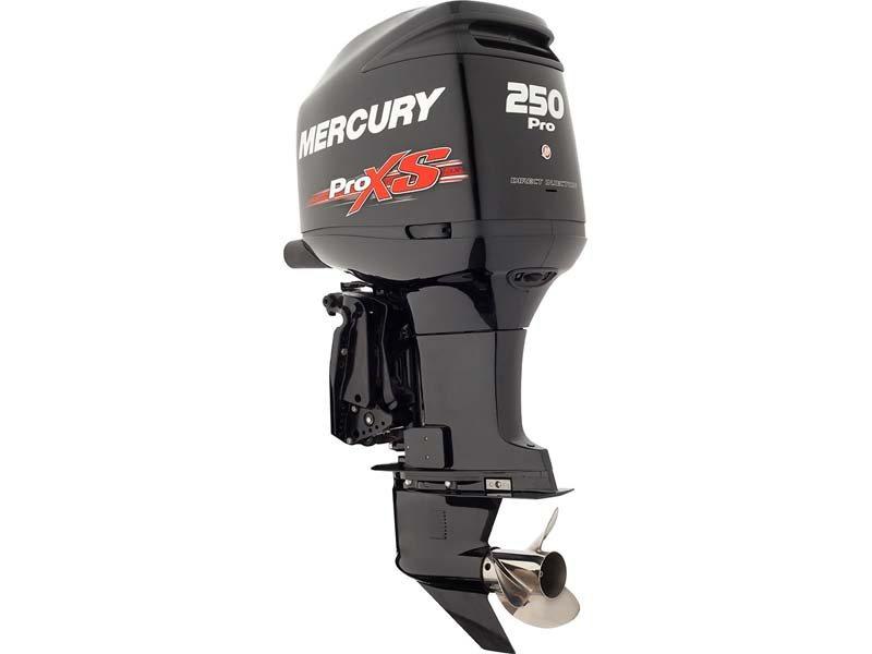 2014 MERCURY 250L Pro XS OptiMax TorqueMaster Gen2