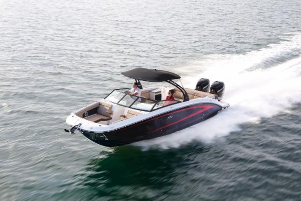 2016 Sea Ray 290 SUNDECK-OB