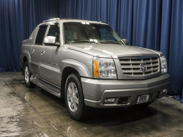 2002 cadillac escalade ext cars for sale. Black Bedroom Furniture Sets. Home Design Ideas