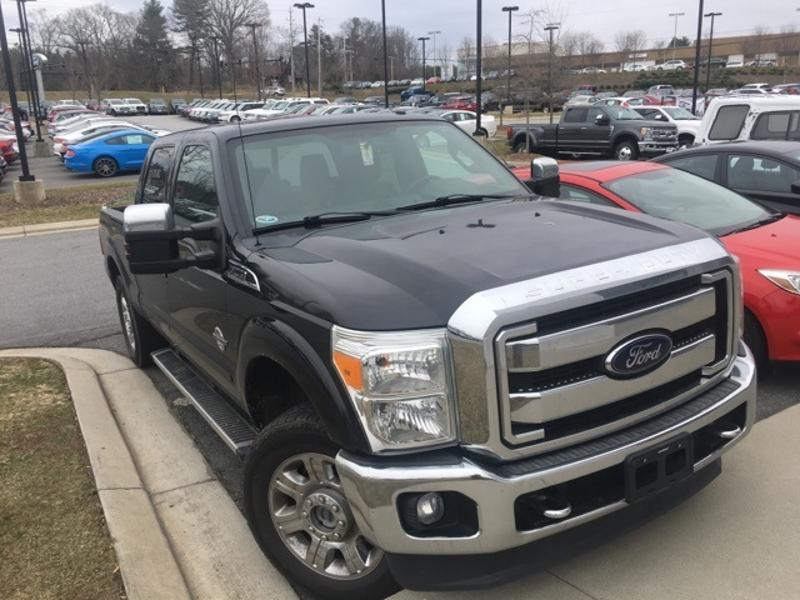 2012 Ford F-250 Super Duty Lariat