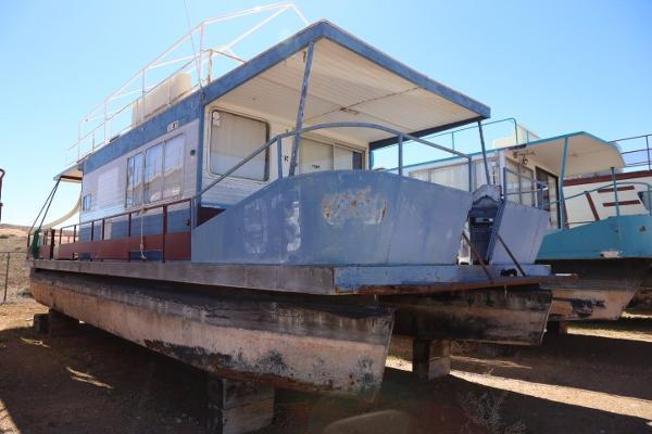 1979 Kayot Pontoon Houseboat-MAKE OFFER!