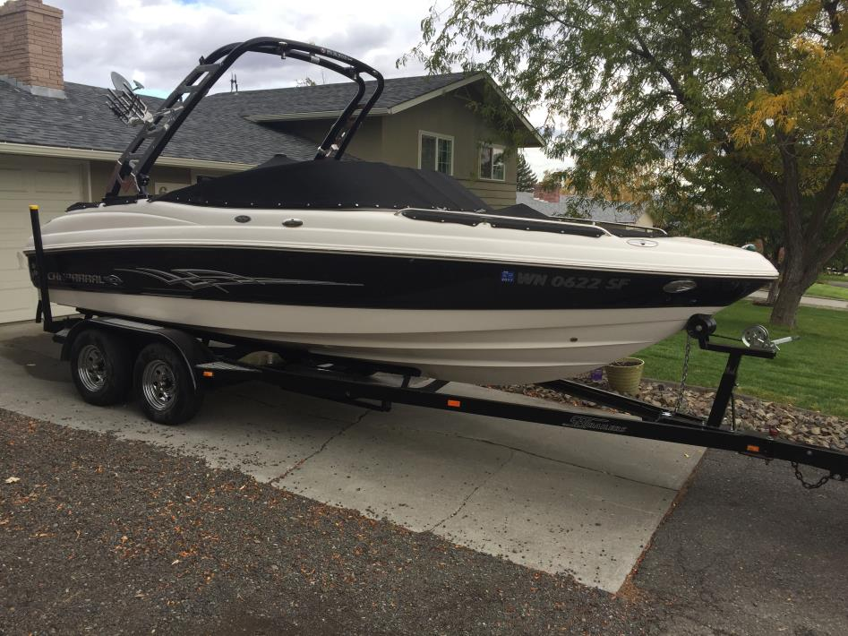 2008 Chaparral 210 SSi