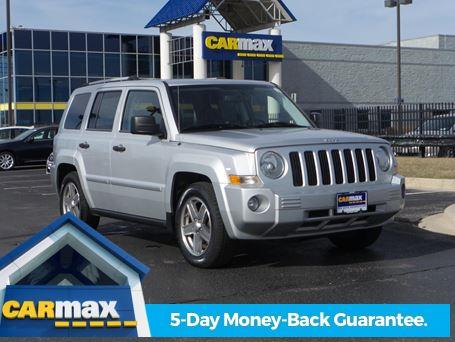 2008 Jeep Patriot Vehicles For Sale