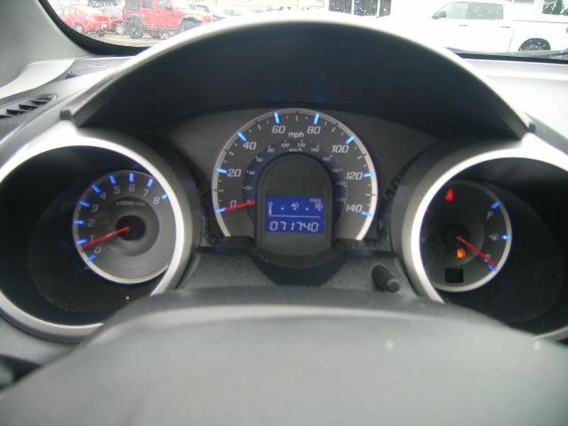 2009 Honda Fit Sport w/Navi