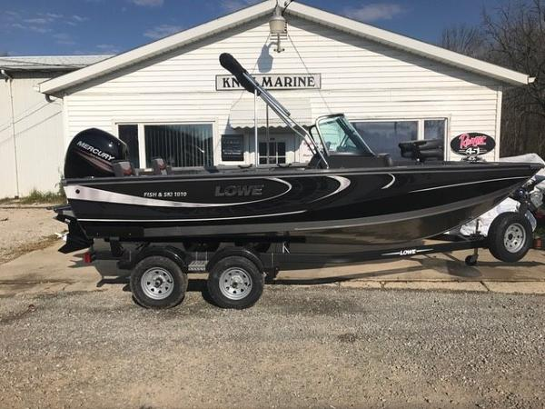 Lowe boats for sale in fredericktown ohio for Best fish and ski boats 2017