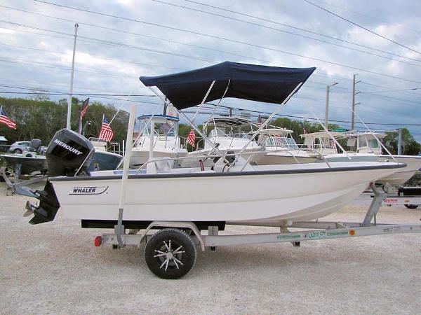 2004 Boston Whaler 15 SPORT
