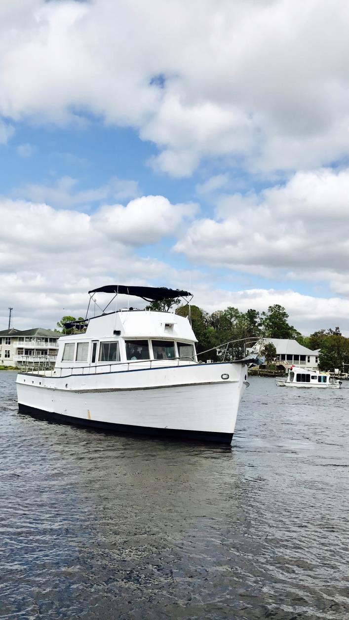 motor yachts for sale in crystal river florida