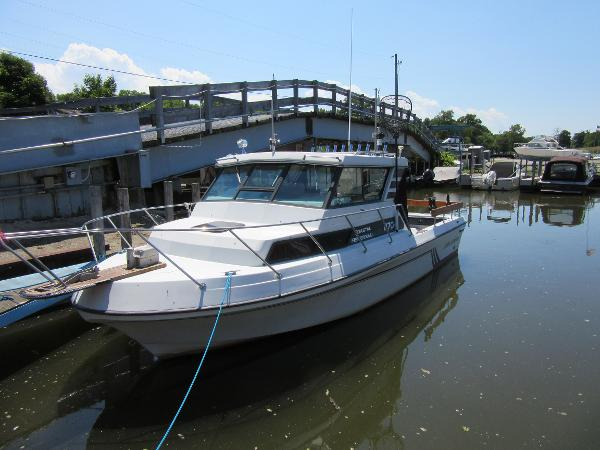 1989 Sportcraft 270 Coastal Fisherman