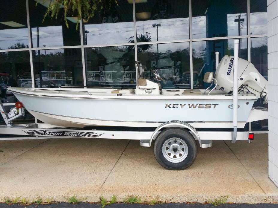 2017 Key West Boats, Inc. 1520CC