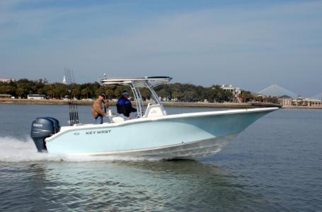 2017 Key West Boats, Inc. 244CC
