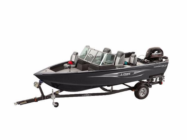 2015 LOWE BOATS Fishing Machine FM 1810 Pro WT