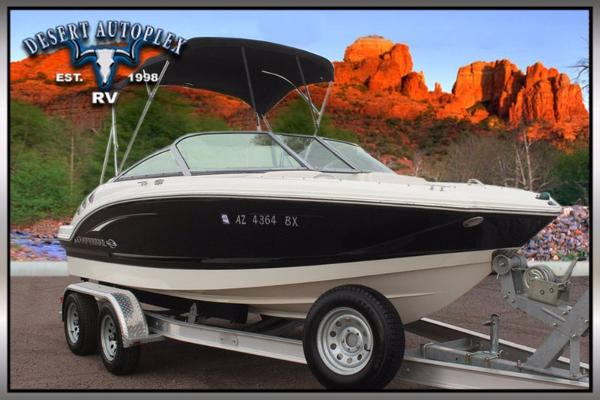 2010 Chaparral 186 SSI Open Bow