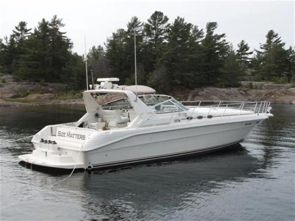 1995 Sea Ray 400 Express Cruiser