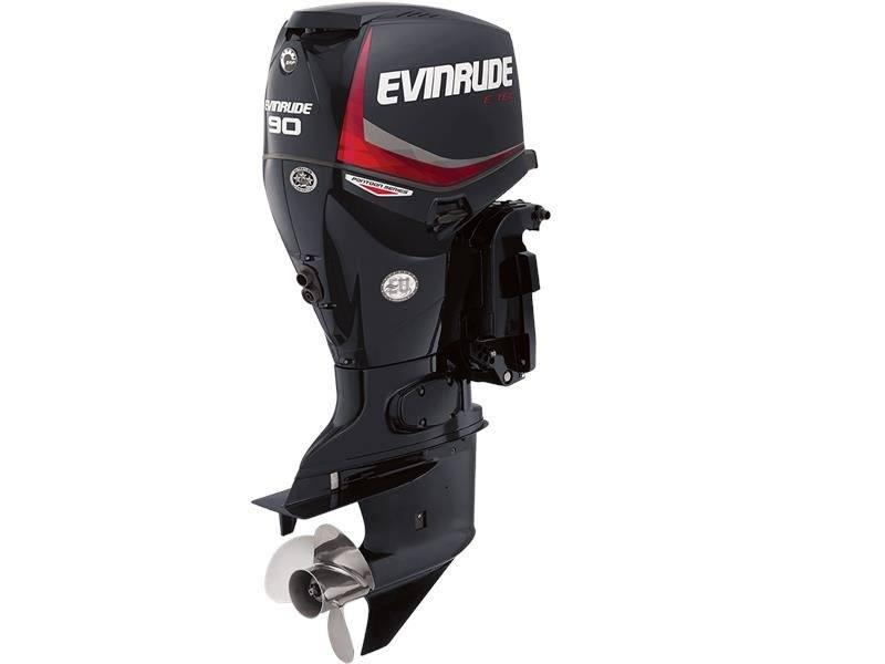 2017 EVINRUDE E90GNL