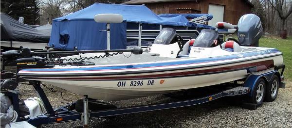 2003 Skeeter Boats FX210 DC