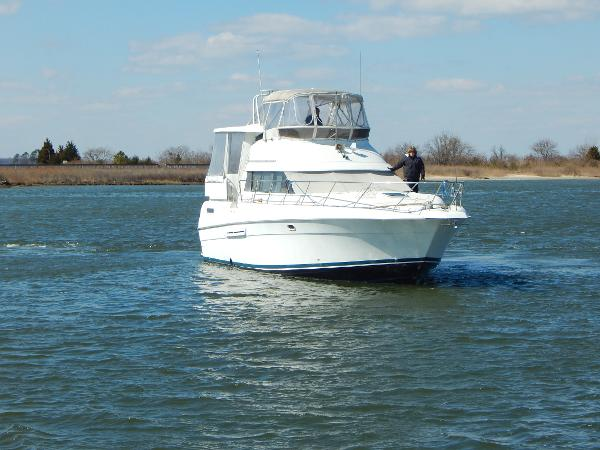1994 Silverton 41 Motor Yacht