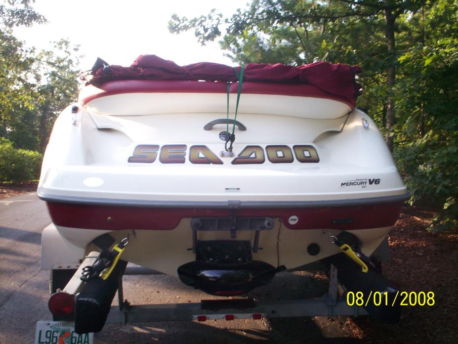 2002 Sea-Doo Challenger 1800