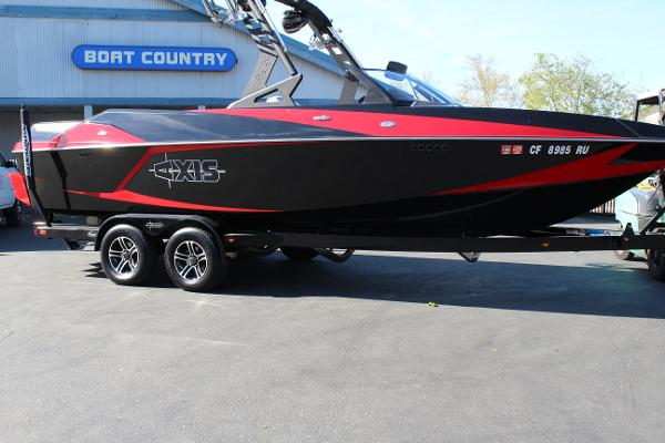 Axis T 23 boats for sale in California