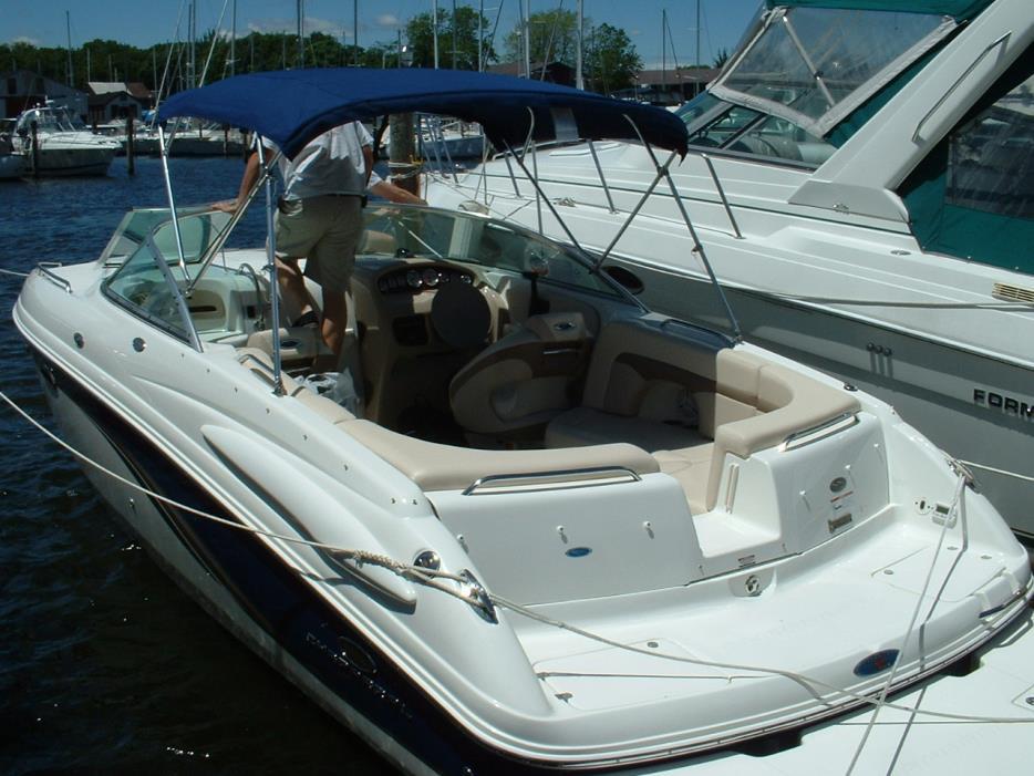 2006 Chaparral 265 SSi