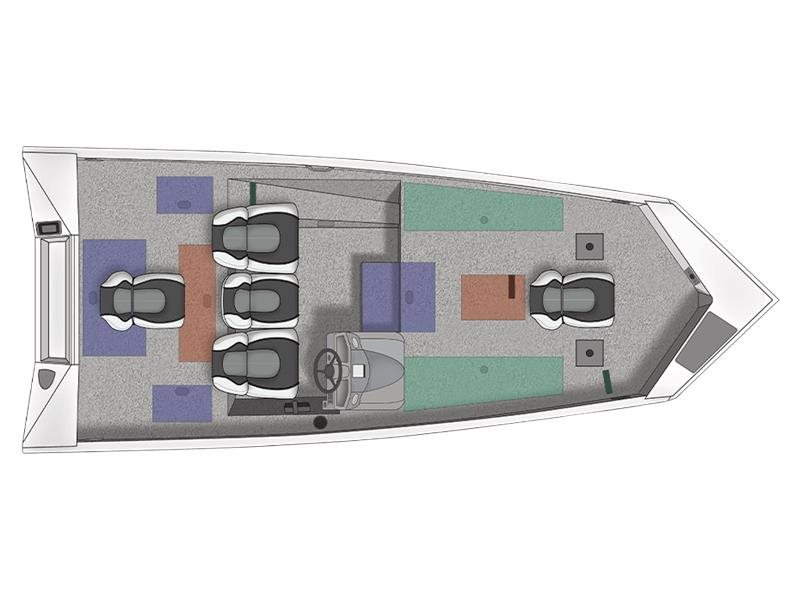 2017 Crestliner VT 18