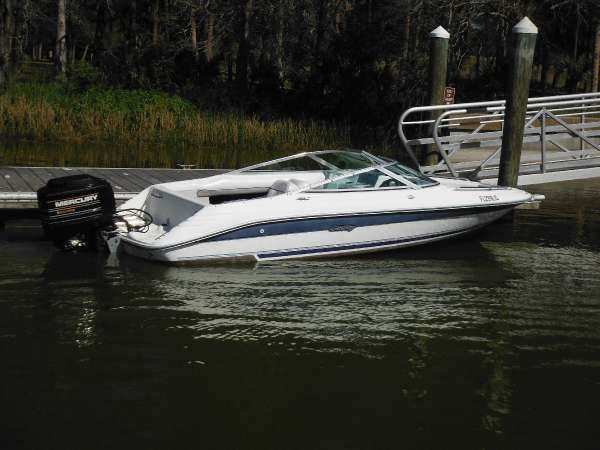 1994 Sea Ray bowrider 18